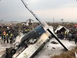 Turkish Airlines jet crash-lands at Tribhuvan International Airport